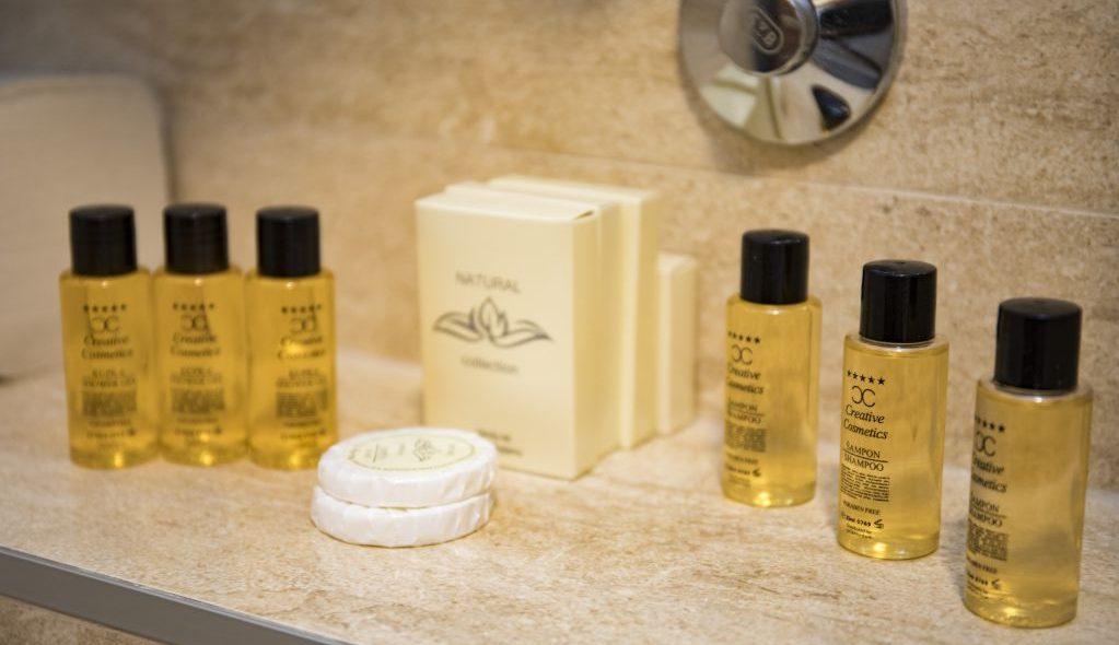 amicus aparthotel komplementarni higijenski proizvodi
